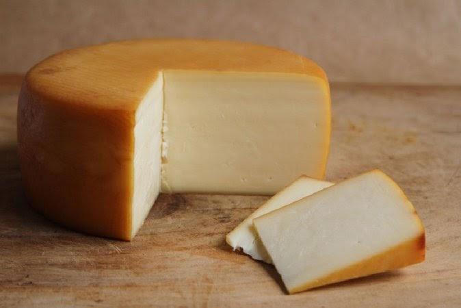 queijos defumados