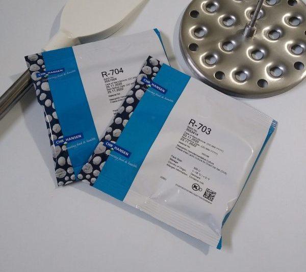 Fermento DVS® Série R (Liofilizado)